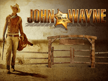 В Джон Уэйн на деньги онлайн